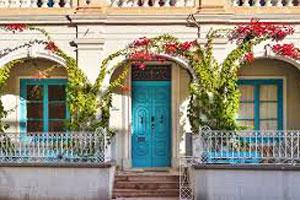 Ejemplo de casa maltesa