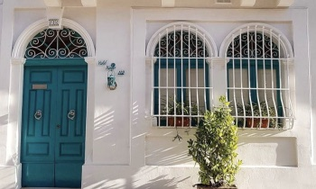 Example of a Maltese Terraced House