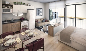 Example of Studio flats in Malta