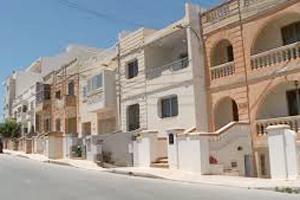 Terraced Houses in Malta